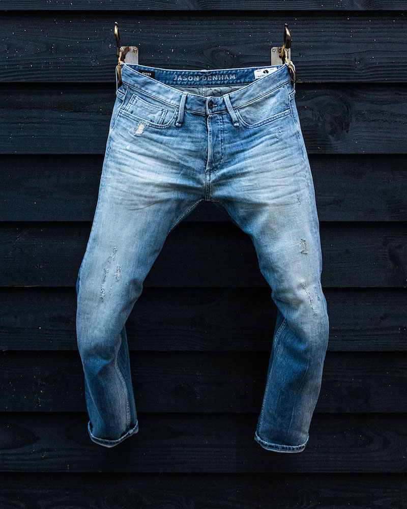 Experts discuss how the shift away from skinny jeans and toward looser fits may open new opportunities for more sustainable denim.