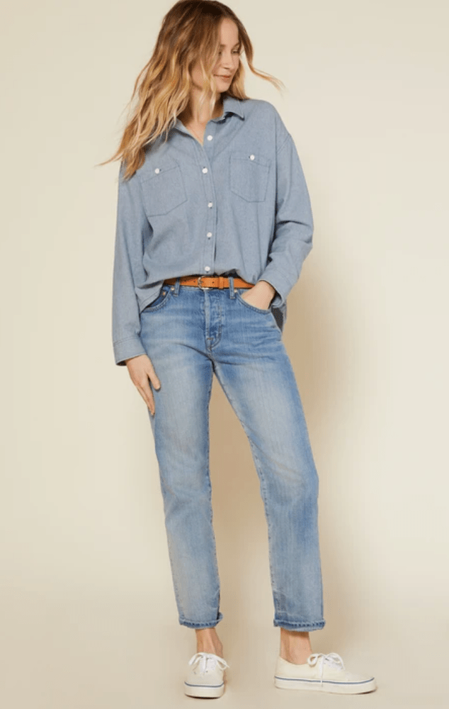 In honor of Earth Day, Rivet compiled a list of denim brands that are committed to making a real impact on the people and planet.
