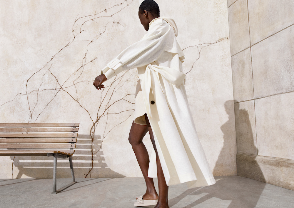H&M Debuts Minimalist, Sustainable Look for Spring