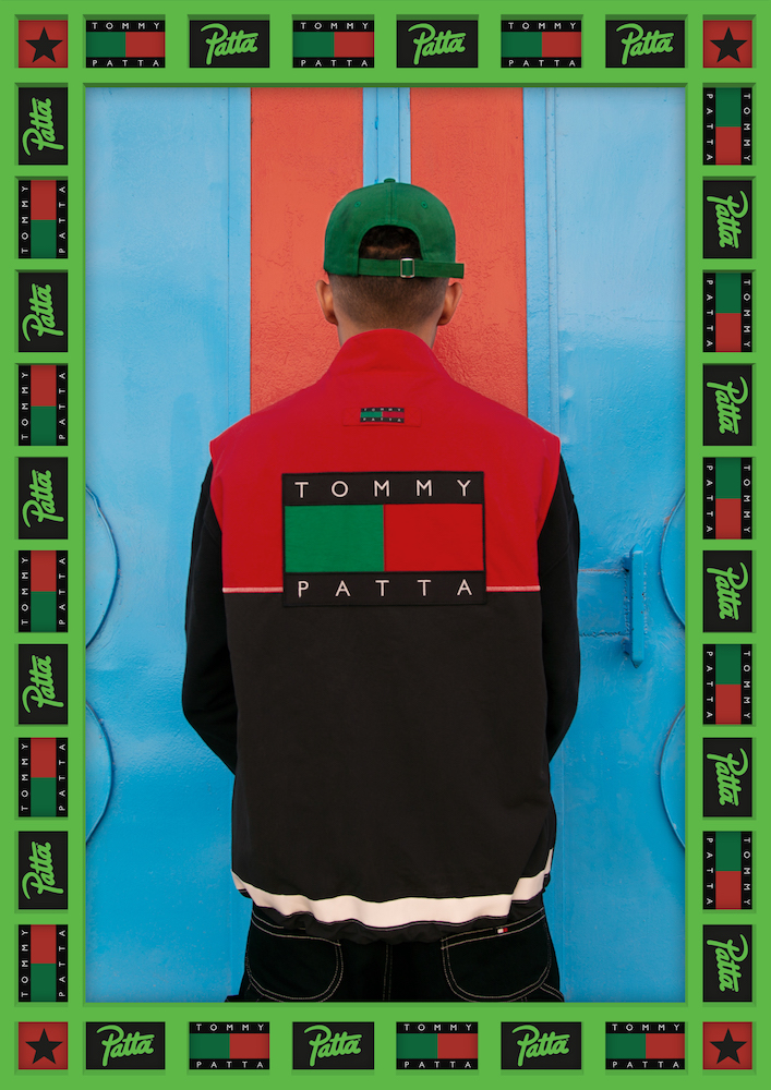 Tommy Hilfiger and Amsterdam-based streetwear brand Patta released a capsule that captures the influence of the African diaspora movement.