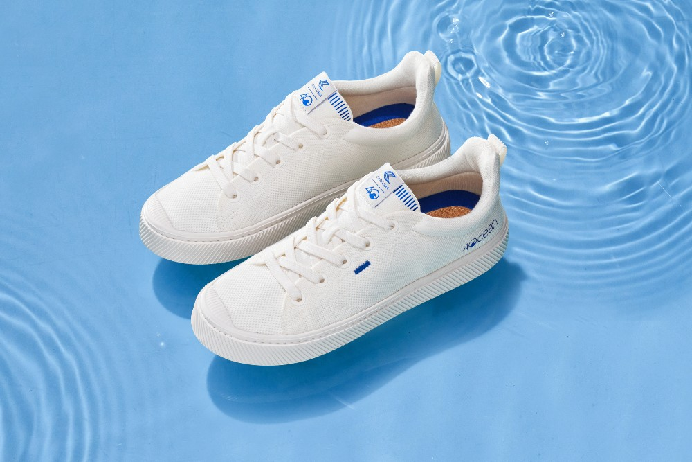Cariuma's Recycled Plastic Sneakers Help Cleanse the Oceans