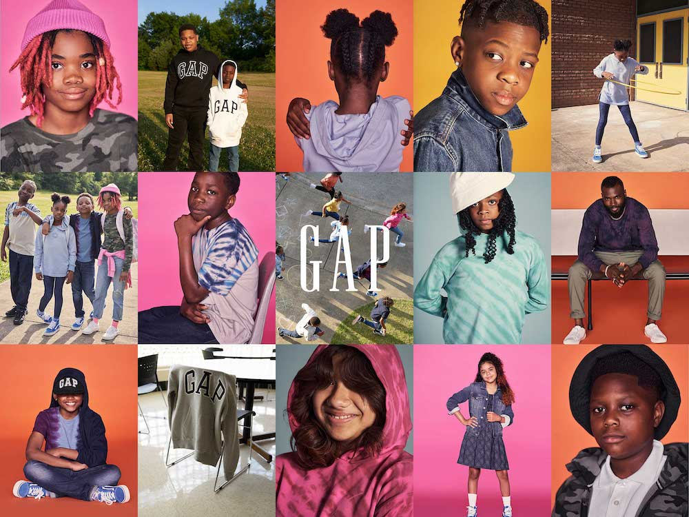 New campaigns by GapKids, Abercrombie and American Eagle help put denim back in the spotlight.