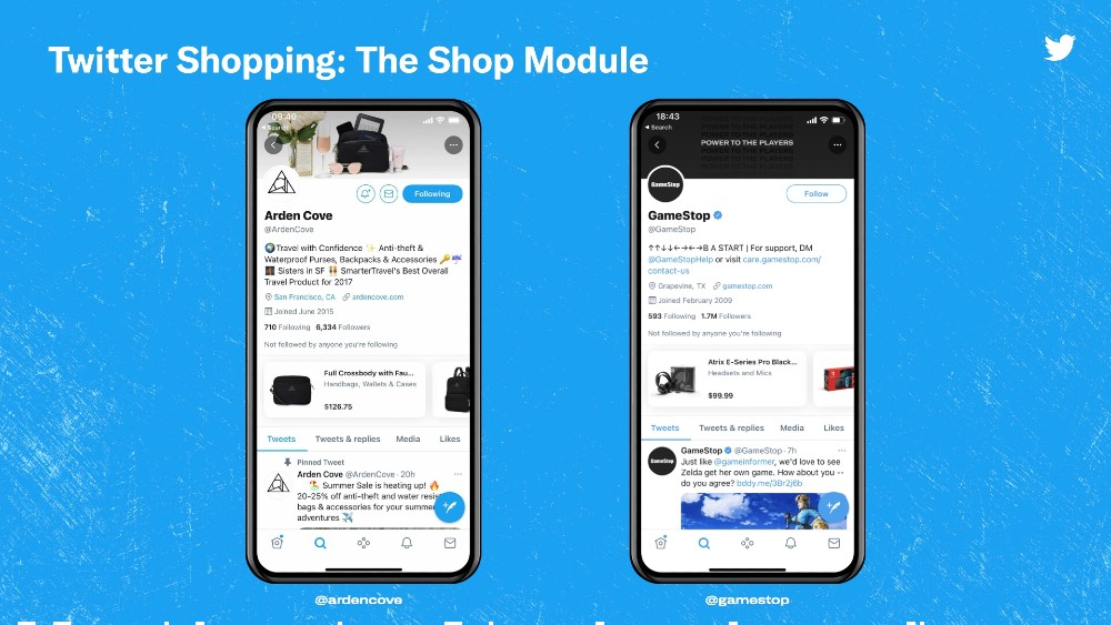 Twitter Gives Social Shopping a Second Shot