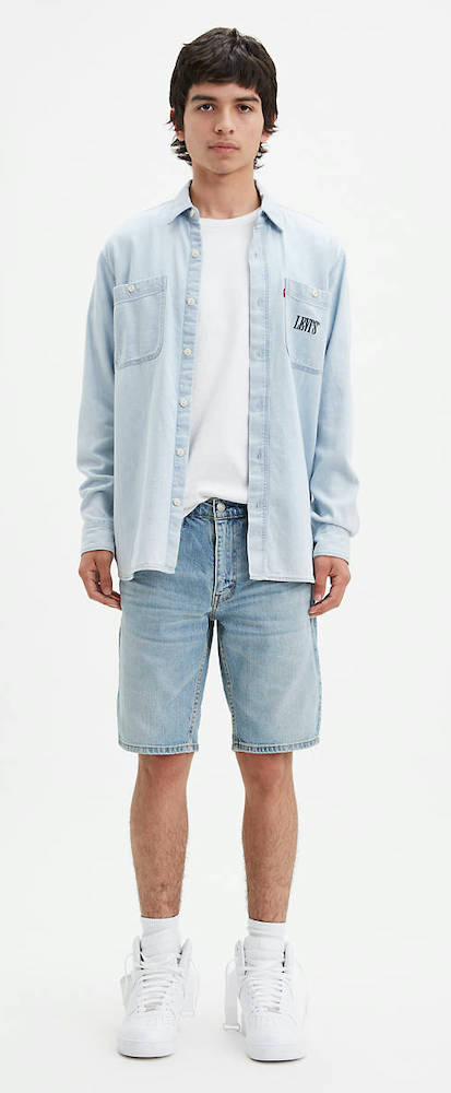 If you're looking to give jorts a try, Rivet compiled a list of styles that are perfect for all of this summer's activities.