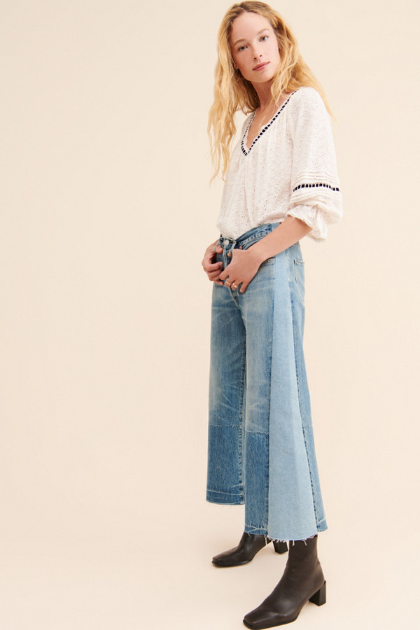 Gen Z drives demand for relaxed denim silhouettes, says Sky Pollard of Nuuly