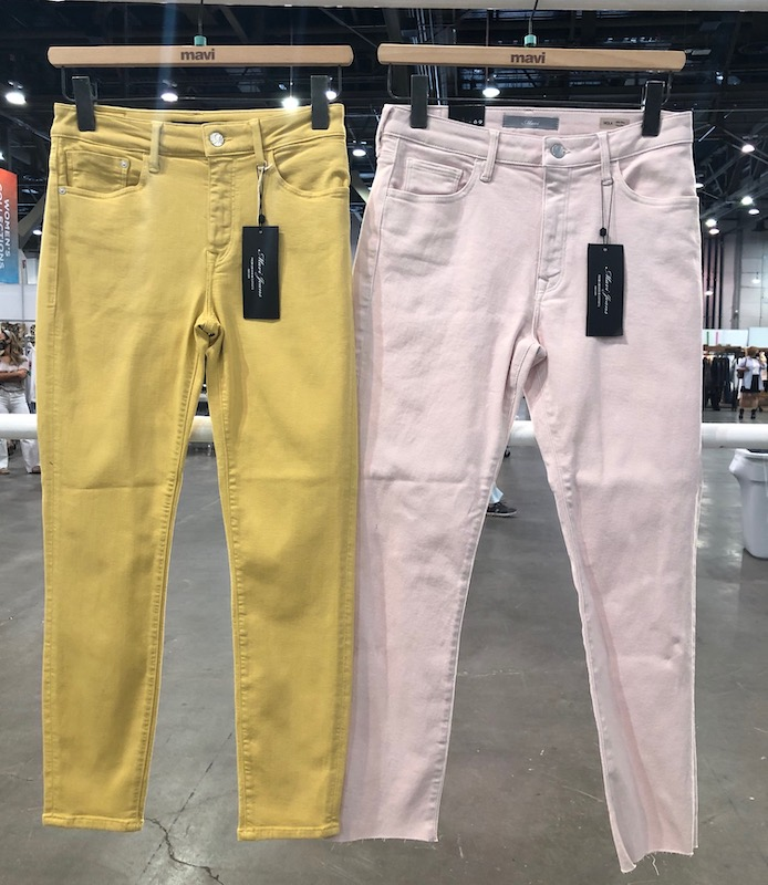 Denim brands made a strong showing at Project Las Vegas with timeless staples and joyful designs.