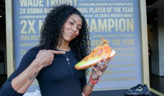 Adidas and Dick's Celebrate Basketball Star Candace Parker