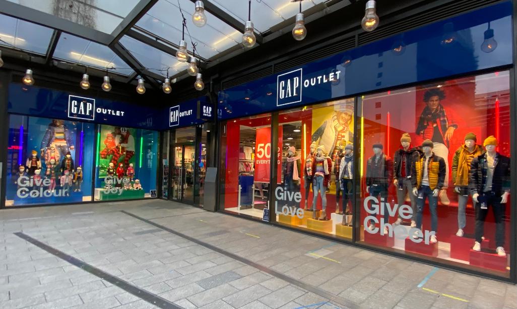 Gap Inc. Unveils UK Joint Venture