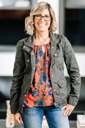 Pictured: Kristin Savilia, CEO of Joor