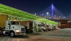 Long Beach Port Pilots Overnight Truck Access