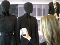 Smart Mannequins Turn Visual Displays into Points of Sale