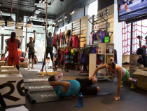 Reebok Exec On Building a Retail Fitness Community