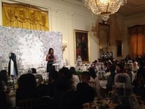 Inside the White House's First Fashion EducationWorkshop
