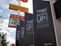 Zappos' First Physical Store Pops Up in Vegas