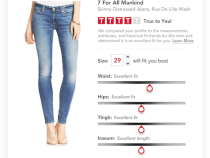 True Fit Takes Guesswork Out of Online ApparelShopping