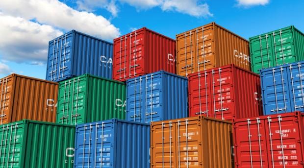 cargo container export