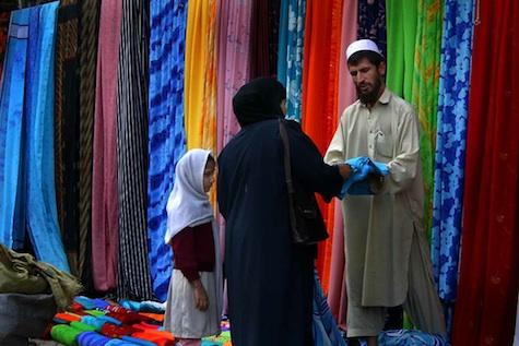 Pakistan textile market