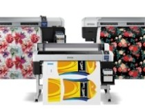 Epson Develops SureColor F-Series Dye Sublimation TransferPrinters