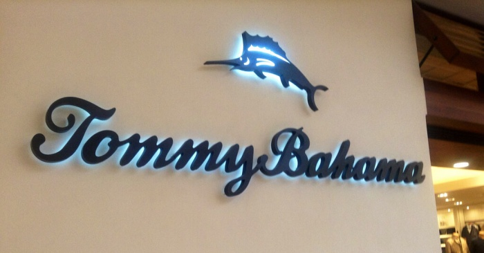 Tommy Bahama Pillow retires