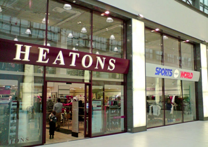 Heatons Sports Direct International