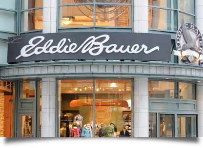 Report: Eddie Bauer Looks for a Buyer
