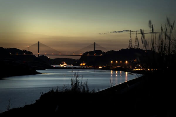 Panama Canal_image from Panama Canal website