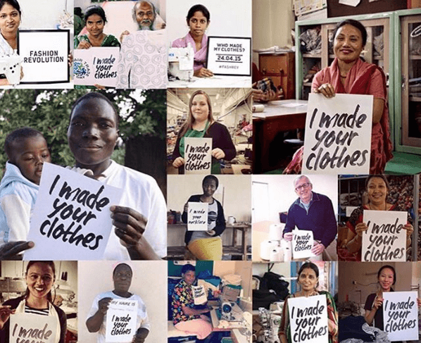 Fashion Revolution Instagram