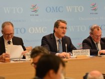 WTO Says 2016 Global Trade Growth to Remain Sluggish