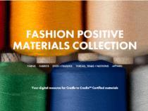 Cradle to Cradle's Fashion Positive Materials Collection Debuts