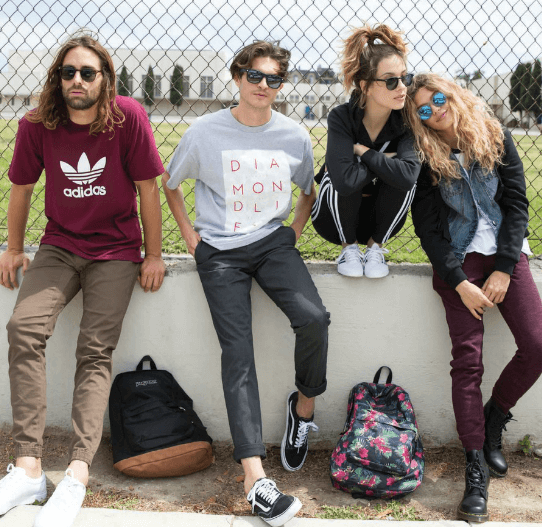 Tilly's Fall 2016 catalog