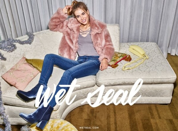 Wet Seal Holiday 2016