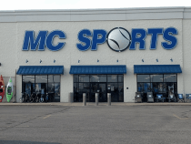 Another Sporting Goods Retailer Strikes Out