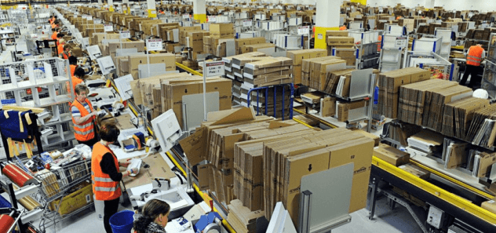 Amazon is Working Around Brands to Obtain Stock—And It's Legal