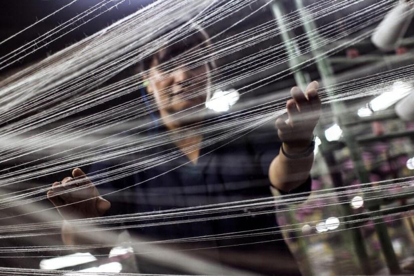 Peru textile manufacturing