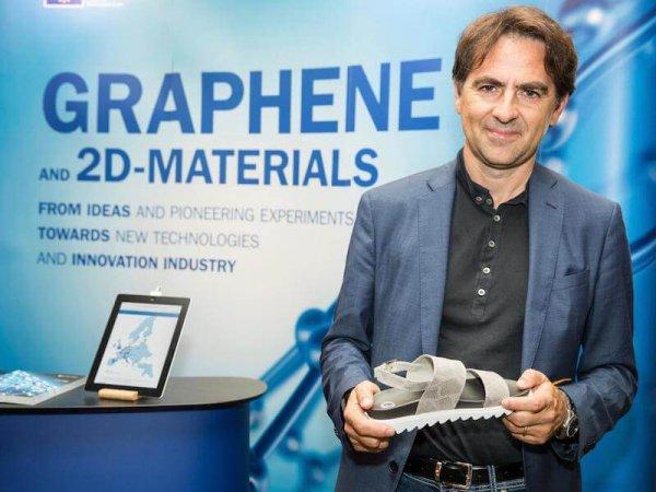 Italian Shoe Brand Fadel Uses Graphene To Keep Feet Cool - Companies Featured Graphene