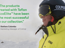 Plant-Based Teflon EcoElite™ Repellent Boosts Market Share for Colmar Outerwear