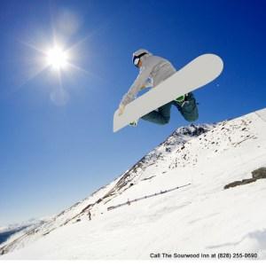Skiing near Asheville North Carolina