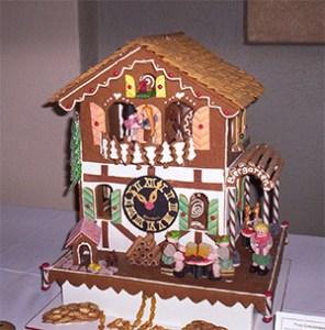 Asheville gingerbread