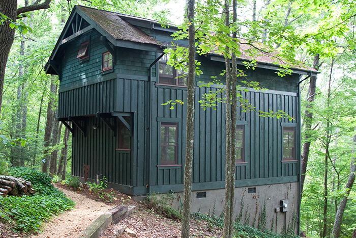 Sassafras Cabin in Asheville