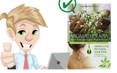 J'ai lu : « Aromatherapia ..», d'Isabelle Pacchioni