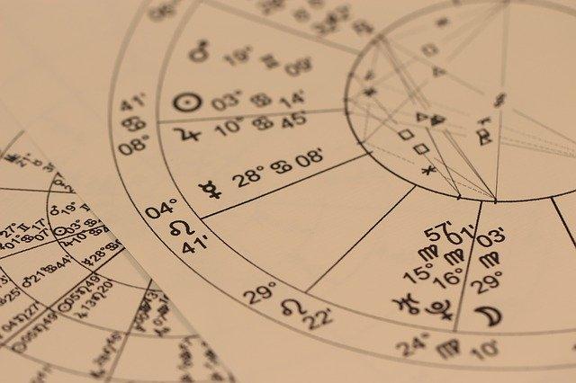 Le zodiaque, une carte ?!