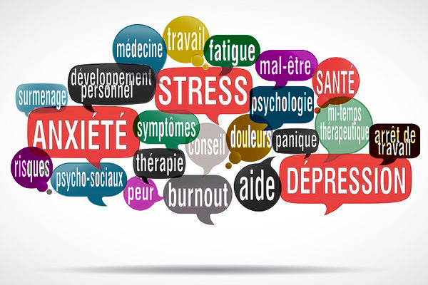 Le stress, un grand fléau  !?