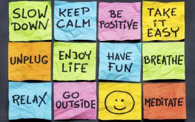 Les pistes pour être moins stresser.