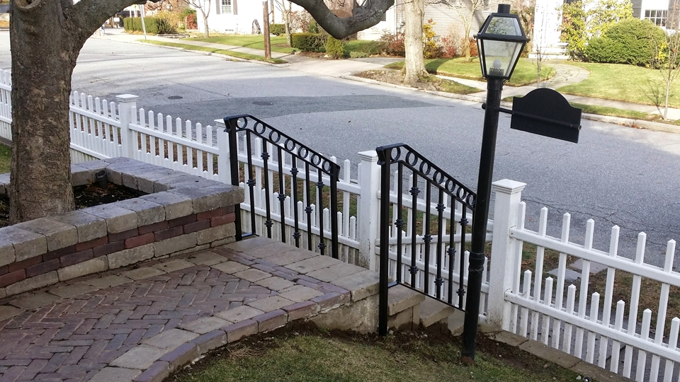 Wrought Iron Railings Ma Ri Custom Iron Hand Rails Ornamental   Outdoor Wrought Iron Stair Railing   Staircase   Marble Staircase   Design   Oak And Iron   Baluster Curved Stylish Overview Stair