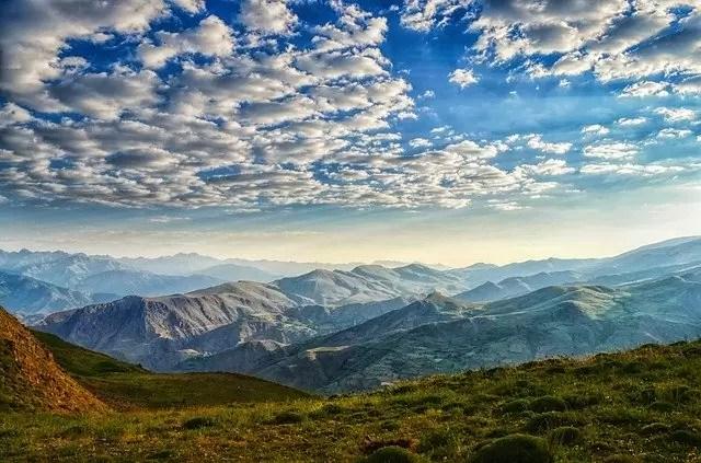 kaçkars, landscape, nature