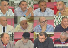 """تارودانت: بالفيديو.. أغلبية المجلس الاقليمي تطالب بإقالة الرئيس التجمعي """" البهجة """" الذي خرج عن أغاراس"""