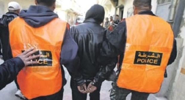 أكادير: السرقة بالعنف والاغتصاب يقود صاحب سوابق للاعتقال