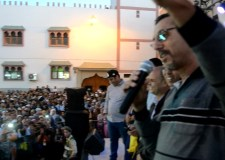 الدشيرة: الفنان عبد اللطيف عاطيف يلهب حماس جماهير أسايس نتكمي أوفلا
