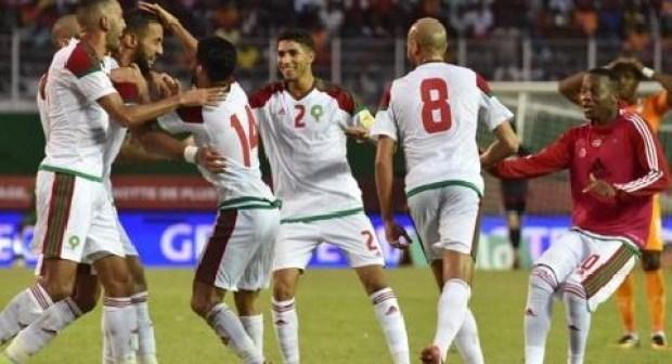 فيديو: لحظة وصول المنتخب المغربي إلى أرض الوطن