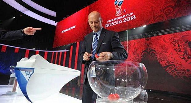 هذا هو تصنيف المنتخب في قرعة كأس العالم بروسيا